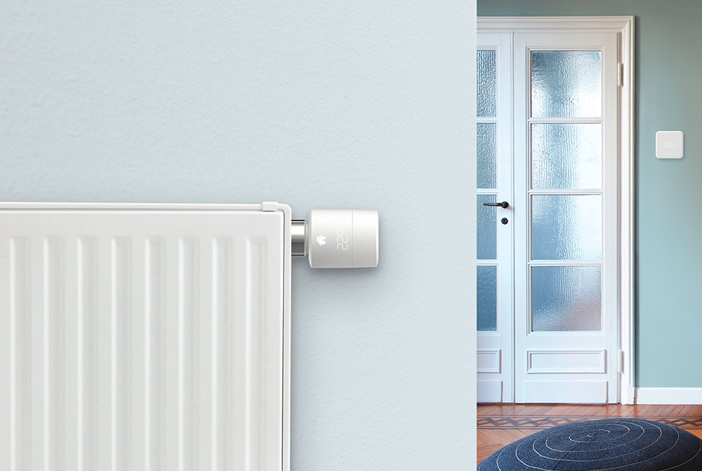 Enet Smart Home Heizungssteuerung