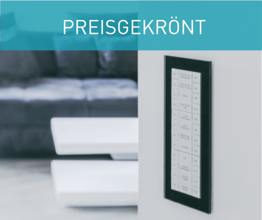 Smart Home Bedienpanel JUNG